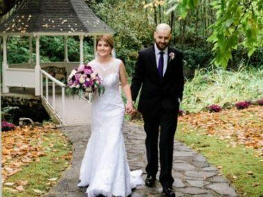 Weddings, Washington Woodland Estate
