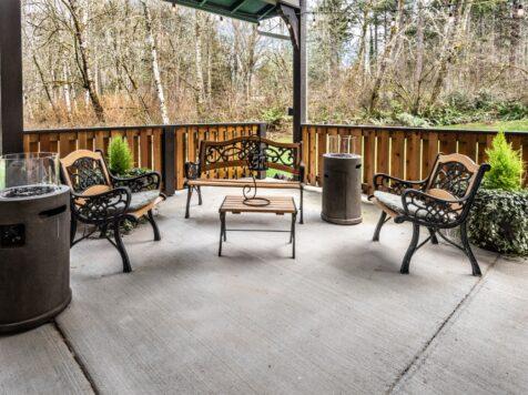 Events Space, Washington Woodland Estate