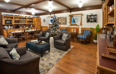 Image Gallery, Washington Woodland Estate
